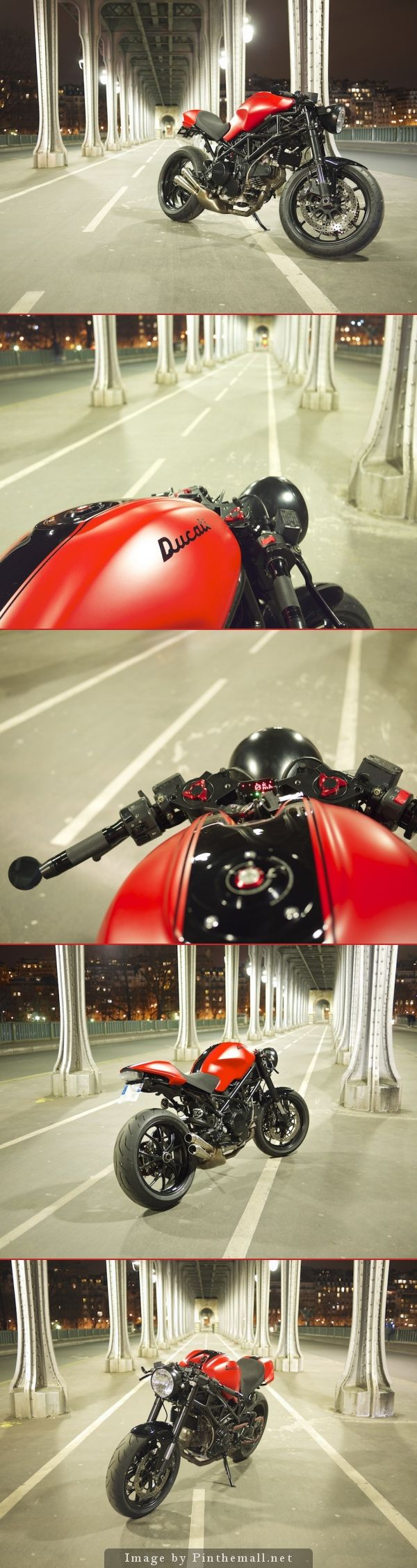 Neo Retro Mostro - created via http://pinthemall.net Ducati Monster Custom