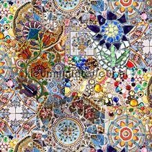 Mosaic gordijnen