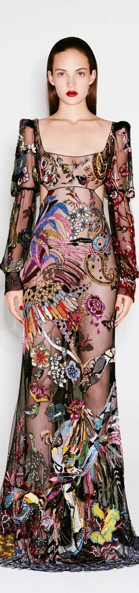 http://www.newtrendsclothing.com/category/dresses/ Alexander McQueen Pre Fall 2016                                                                                                                                                      More