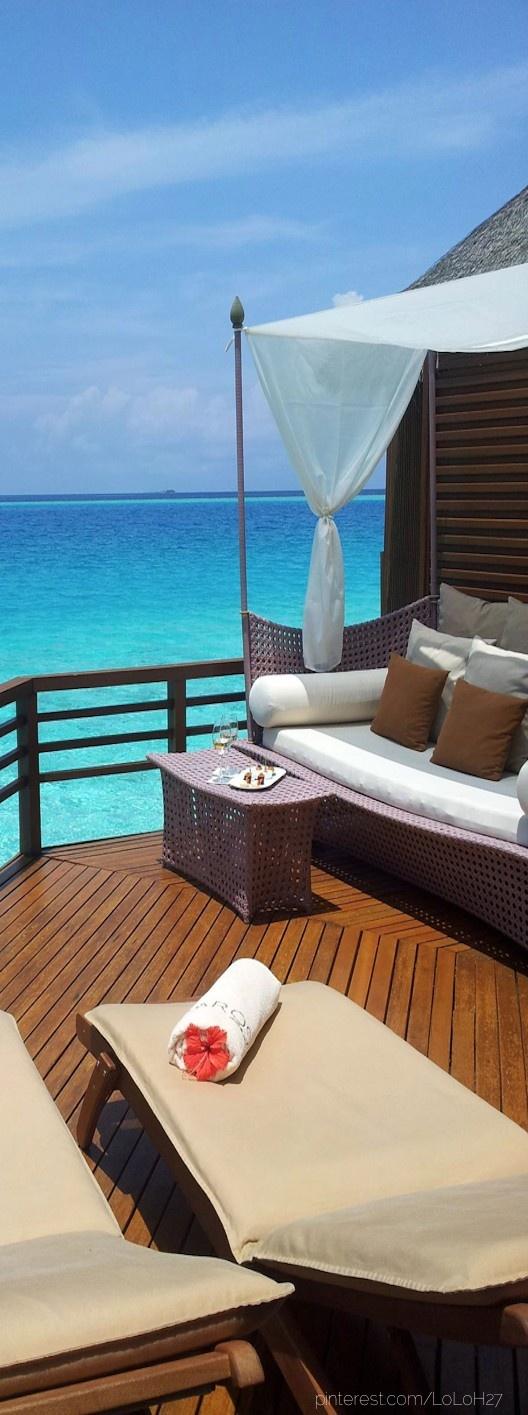 Baros Resort...Maldives