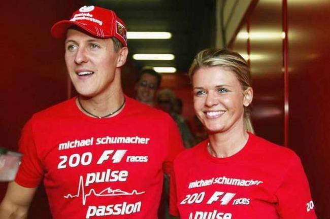 Michael Schumacher Keluar dari Rumah Sakit