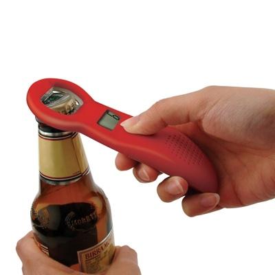 Otwieracz do piwa z licznikiem