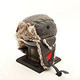Wisconsin Badgers Trooper Hat