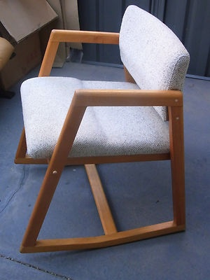 Danish Retro Chair - Rocker