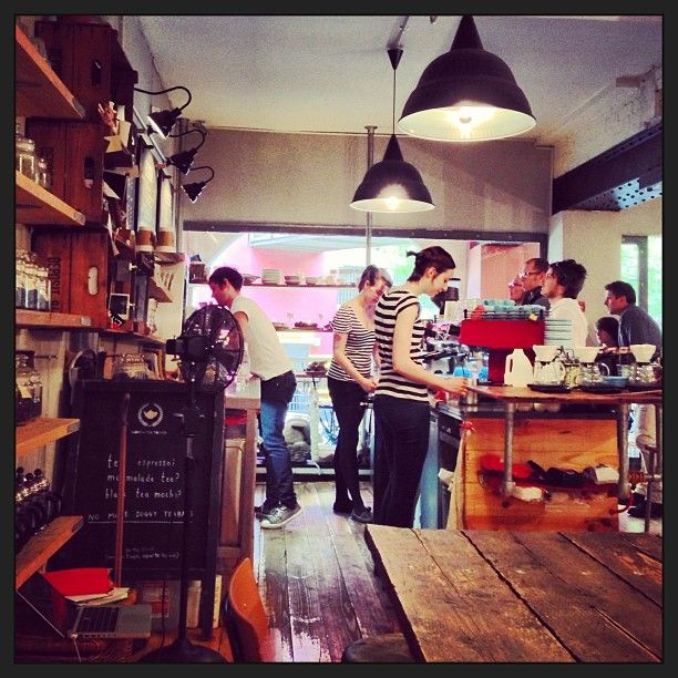 Best Independent Coffee Shops Sheffield