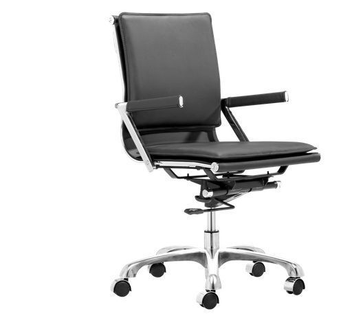 10 Cute & Comfy Office Desk Chairs | Black office chair ...