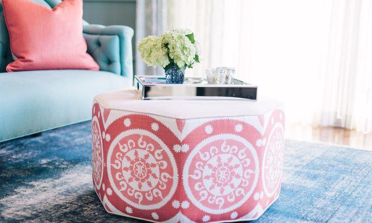 The 24 best Rose Quartz & Serenity Pink & Blue Decorating Ideas ...