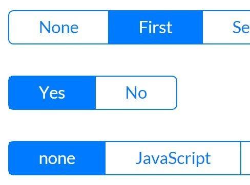 segmentjs is a super simple jquery plugin that transform a standard html select box