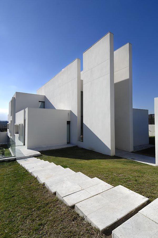 scandinavian modern architecture - Google Search