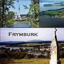 Frymburk- Tsjechie