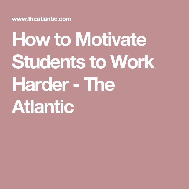 research paper on motivation in the classroom Capstone research  2016 student research topics  shapes his or her effort in the classroom, intrinsic motivation to perform well academically, and insights of.