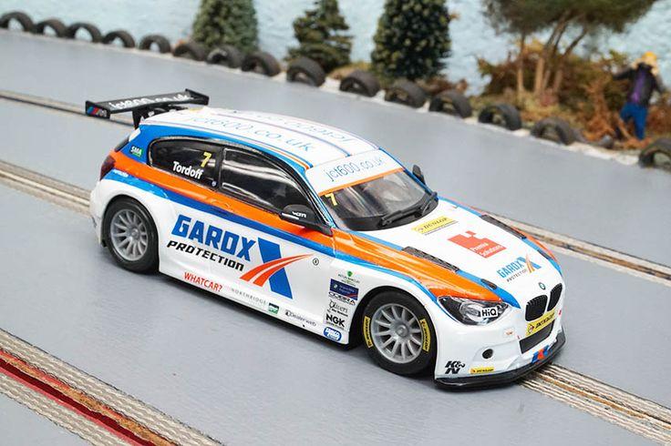Scalextric BTCC BMW 125