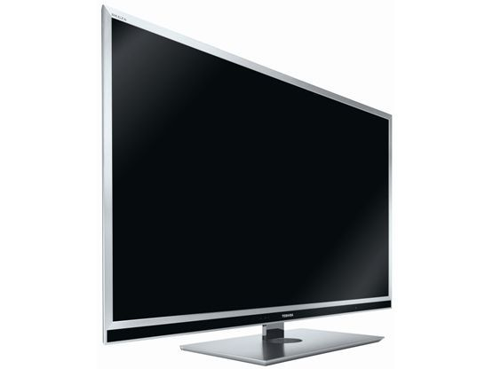 First Cevo-powered Toshiba Regza 3D TVs unveiled | Toshiba has finally shown-off the first batch of Toshiba Regza TVs with a Cevo chip inside. Buying advice from the leading technology site