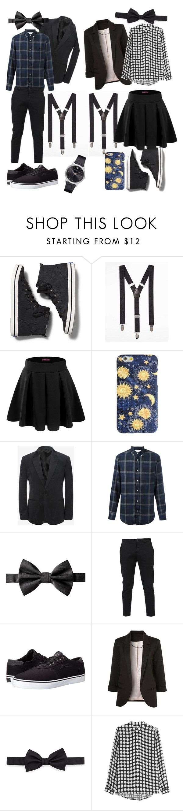 """доктор кто..."" by elizavetaprotasova ❤ liked on Polyvore featuring Keds, Express, Doublju, Alexander McQueen, Officine Generale, Department 5, Lakai, Lanvin, Steffen Schraut and Emporio Armani"