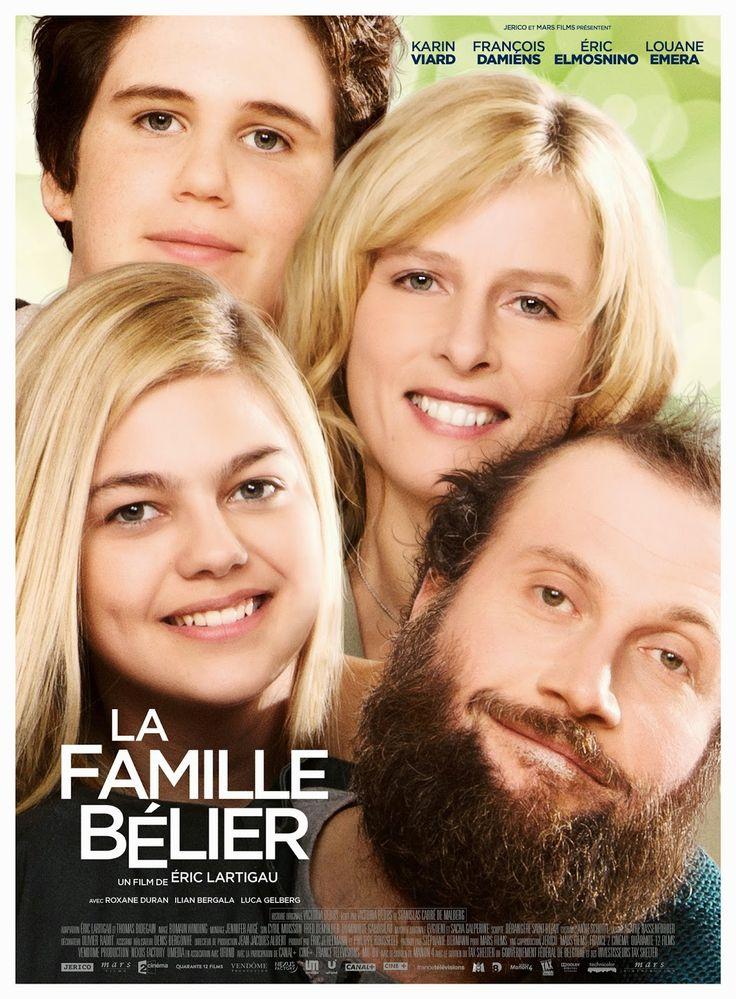 Cinéma : La famille Bélier de Eric Lartigau - Avec Karine Viard, Louane Emera, Eric Elmosnino et François Damiens | ParisianShoeGals