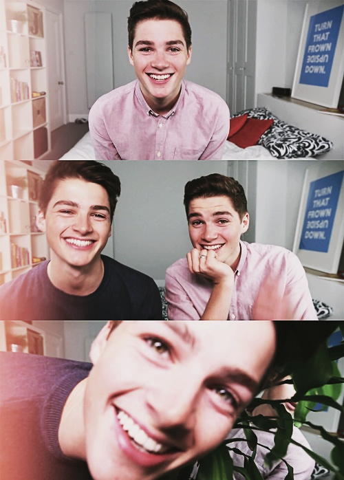 jack and finn look how cute they are