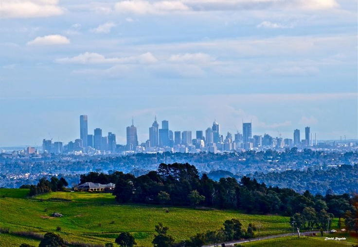 Melbourne - Victoria - Australia - voted most livable city in the world 2012