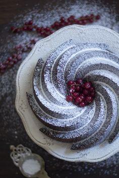 RECETA NORTEAMERICANA CON THERMOMIX / BUNDT CAKE DE CHOCOLATE