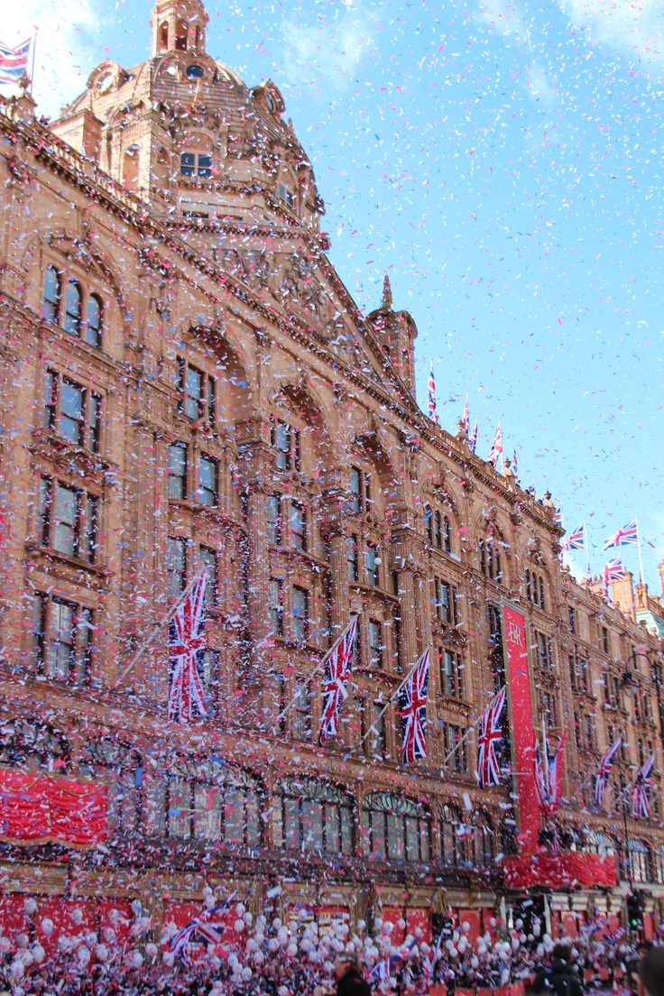 "Harrods: ""If the memorials to Princess Diana in Kensington Gardens and Hyde Park are seen as restrained and tasteful in their informality, those in London's most famous department store are likely to evoke the opposite reaction. Garish and tacky they may be, but these memorials still have the power to move many of Diana's devotees – particularly those who identify with her as a victim of the establishment."" www.bradtguides.com"