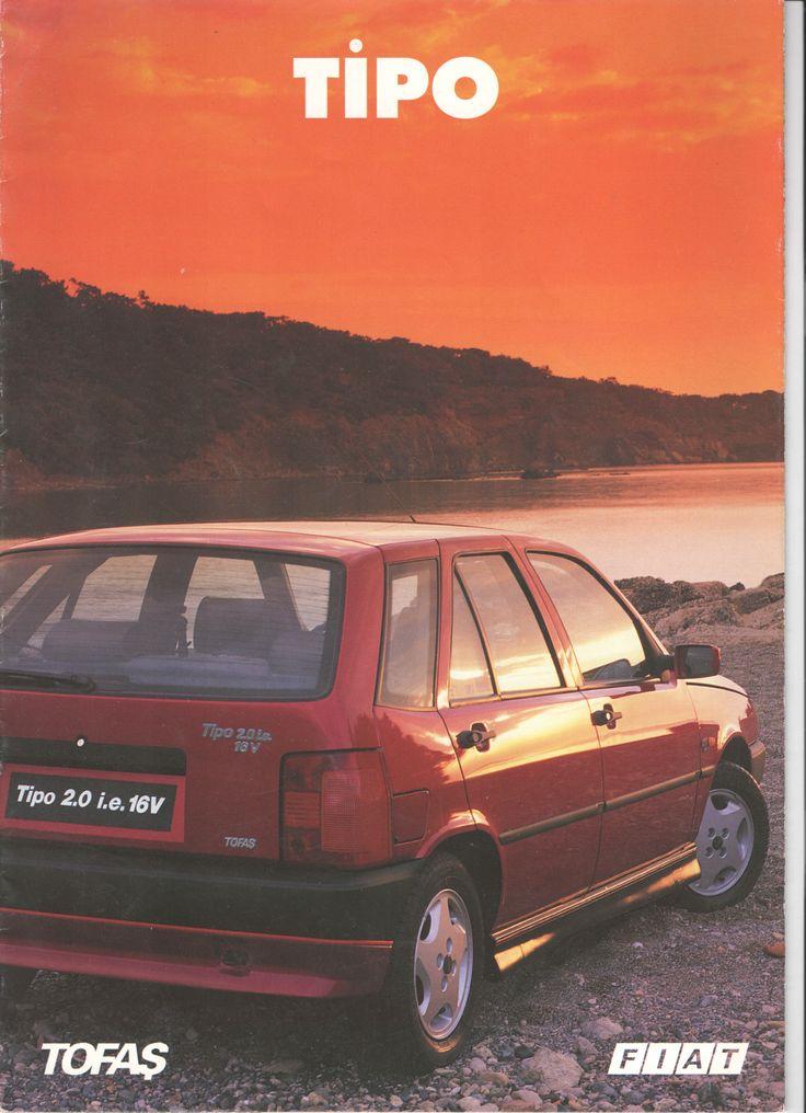 1996 Fiat Tipo Turkish Catalog Page 1/8 - 1996 Fiat Tipo Türkçe Katalog Sayfa 1/8