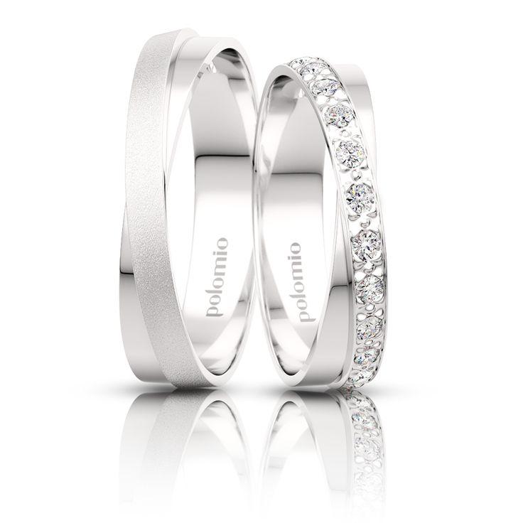 Snubní prsten Tara 5,5-01 Polomio Jewellery