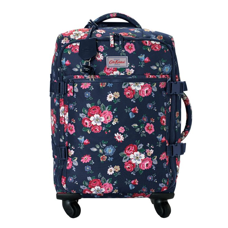 Forest Bunch Four Wheel Cabin Bag | Travel & Weekend Bags | CathKidston