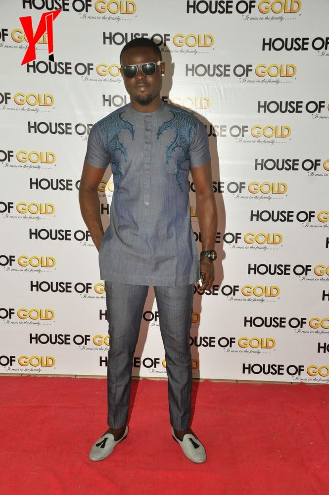 Celebrity Wears:Check out This Creative And Simple Men Party Wears