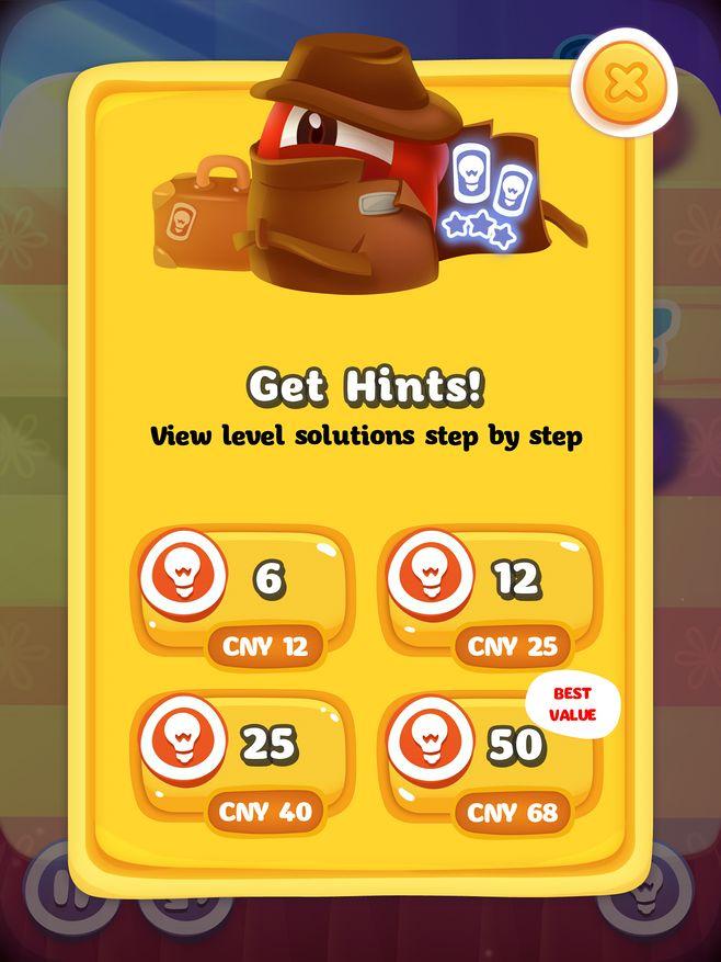 # UI # # Game Screenshots #