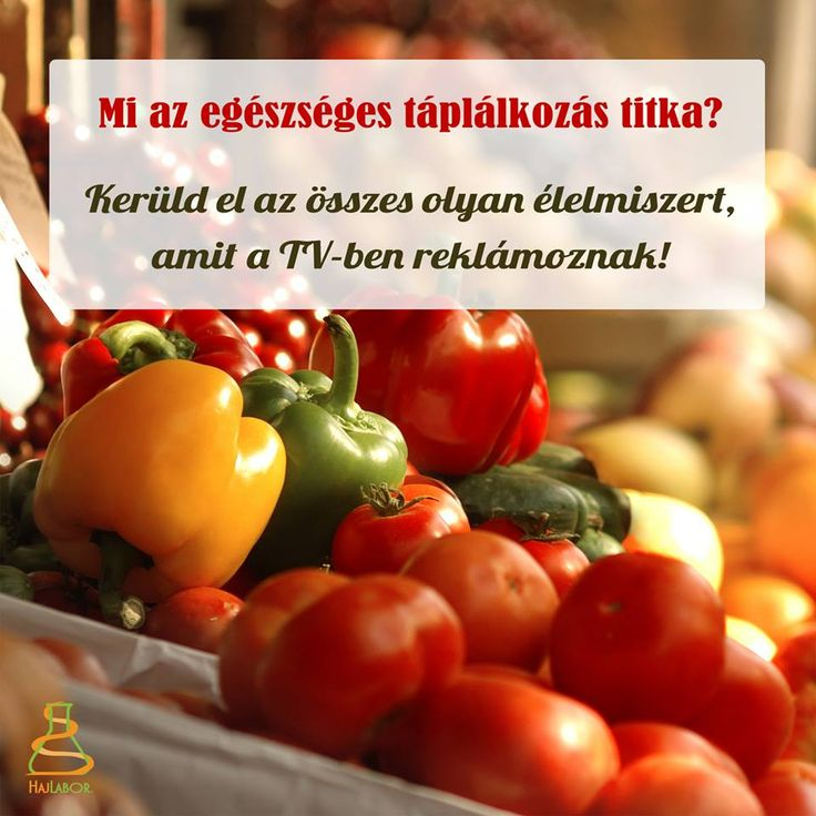 #élelmiszer #étel #diéta #egészség #tvreklám #reklám