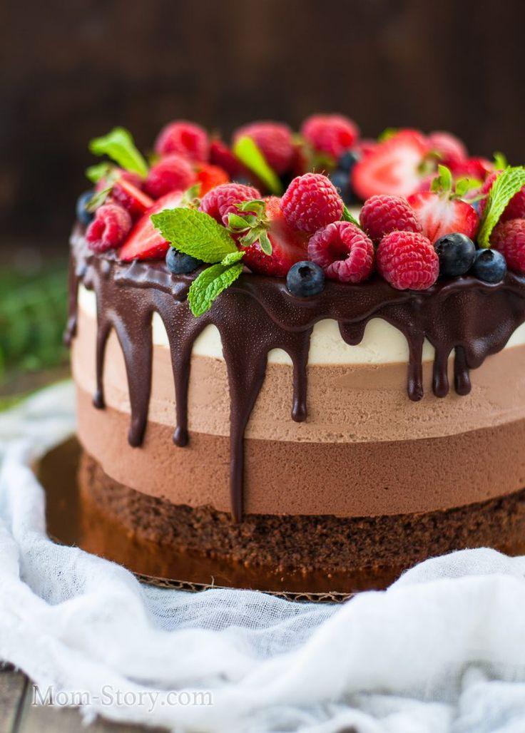 Красивые вкусные картинки с днем рождения