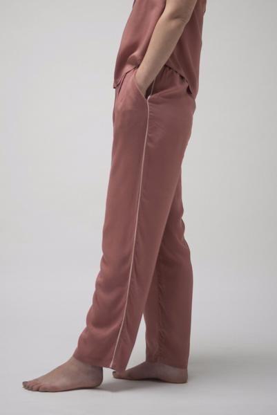 Smoky Pink Pants