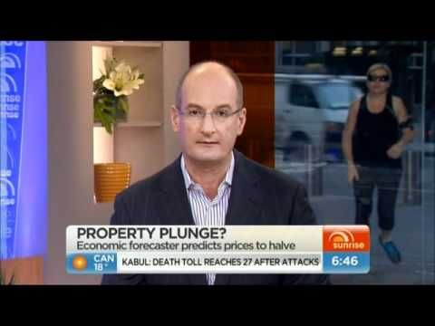 Will The Australian Property Bubble Burst And Will Property Prices Halve?