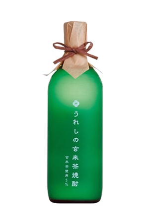 Shochu / うれしの玄米茶焼酎