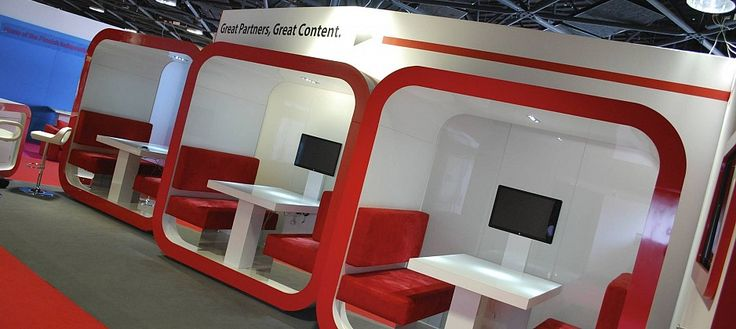 Pod Exhibition Stand Design : Best images about co working shared offices on