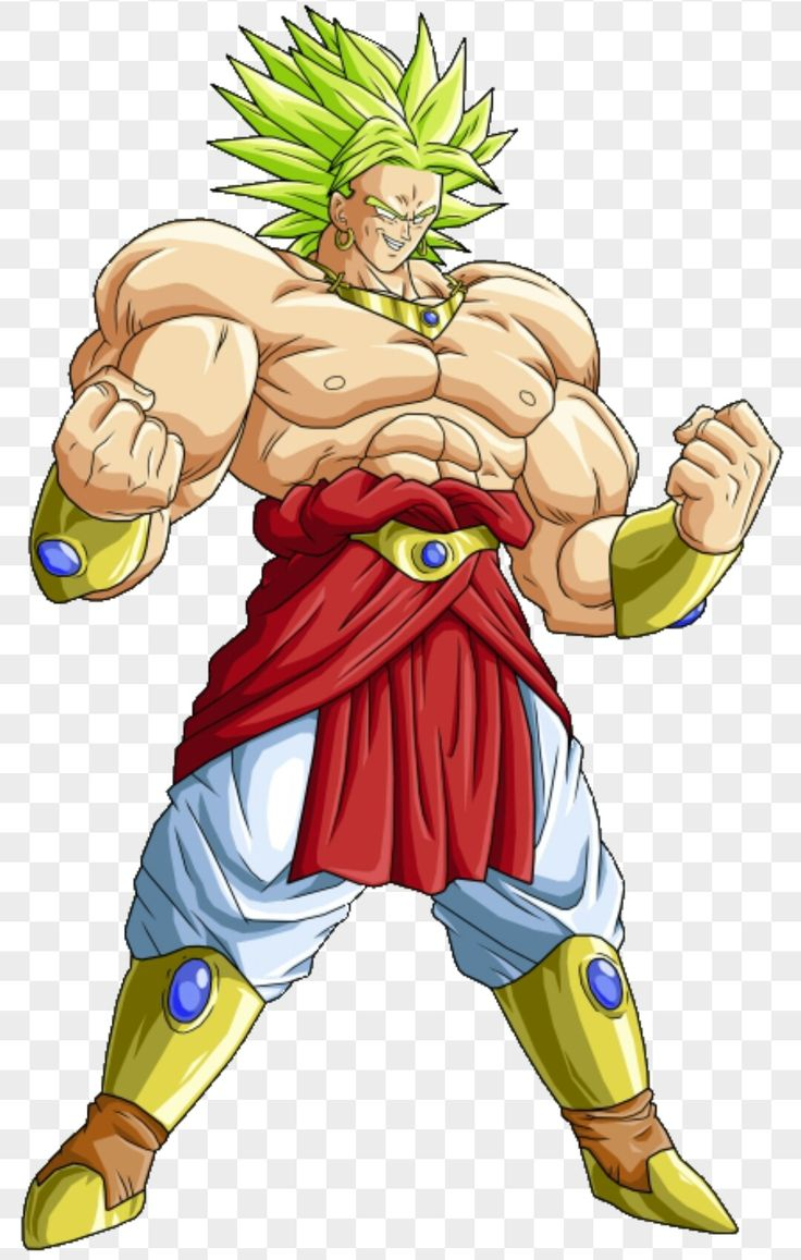 Legendary Super Saiyan Broly