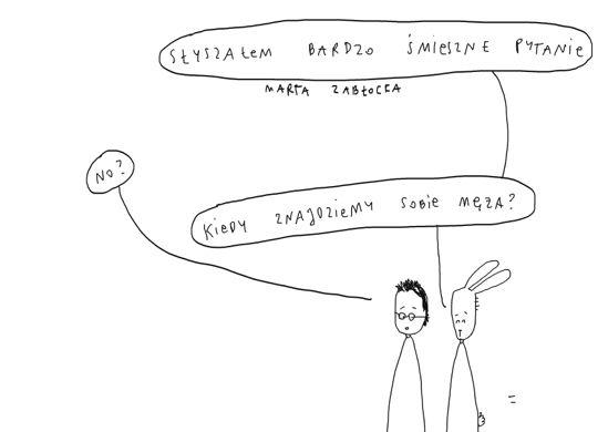 by Marta Zabłocka (Życie na kreskę)