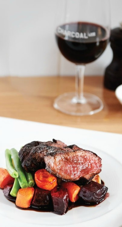 Chef Andy Bedford has simplified one of his favourite #Kangaroo #recipes, this one with a #cranberry jus.