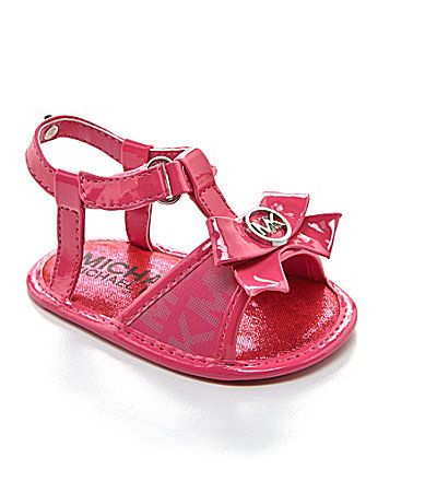MICHAEL Michael Kors Girls Joy Kya Crib Sandals Dillards