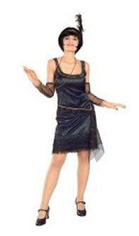 С чем носить платья в стиле 20-х