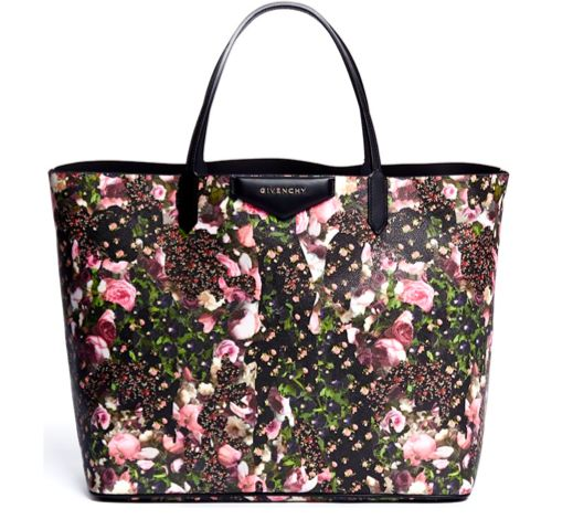Givenchy Rose Print Shopper from @Maryon's Shoes