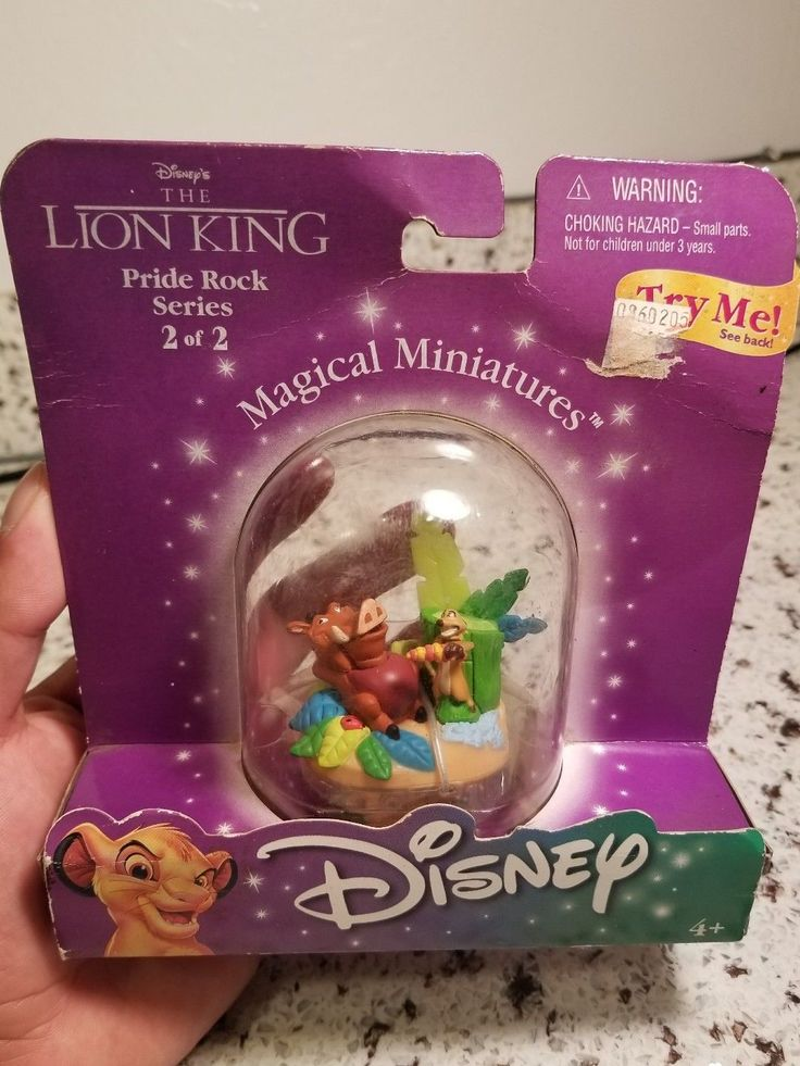 NEW 2000 DISNEY The Lion King, MAGICAL MINIATURES, TIMON & PUMBAA - $22.00. Brand New 2000 DISNEY The Lion King, MAGICAL MINIATURES, TIMON & PUMBAA There's no returns everything is final so be sure before purchasing it 322835159019