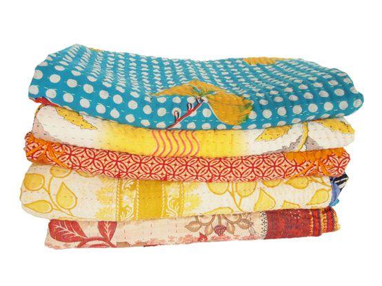 TULSI - tassen en dekens! duurzaam - gerecycleerd - fairtrade - made in Bangladesh