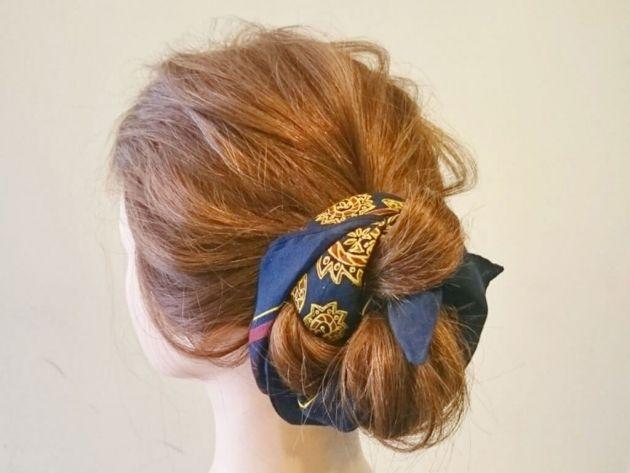 定番アップスタイルが簡単・スッキリ・可愛くなるヘアアレンジ - Yahoo! BEAUTY