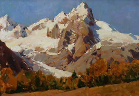 alexander babich paintings - Google Search | Landscape ...