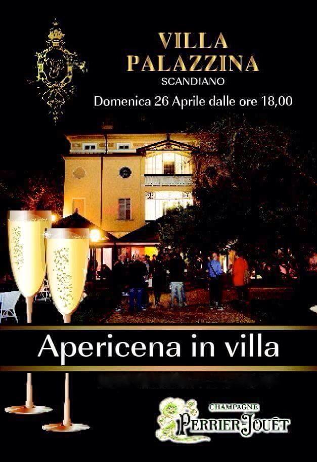 Domenica 26.4.15 #villapalazzina #apericena lista #dimitrimazzoni a #scandiano #ReggioEmilia