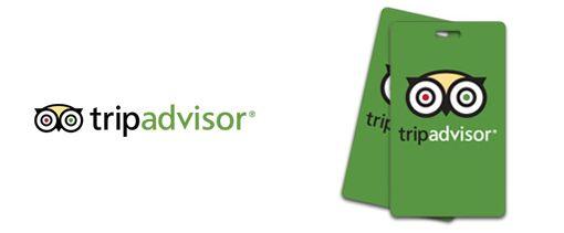 La Breccola: Omaggio etichette Tripadvisor