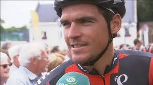 Greg van Avermaet settled the issue over Adam Yates' win at San Sebastien.