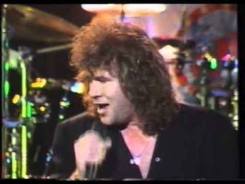 """▶ Jimmy Barnes - """"Many Rivers To Cross"""" Live at Crowded House 17th Sept. 1988 [Australia's beloved lead singer Cold Chisel]"""