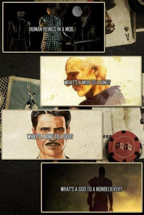 Fallout New Vegas - Quote                                                       …