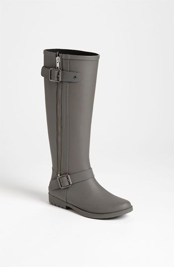 I want cute rain boots! More importantly, I want rain! ALDO 'Maudie' Rain Boot (Women) | Nordstrom